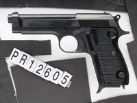 Thumbnail image of Centrefire self-loading pistol - Beretta Model 1951, Brigadier