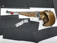 Thumbnail image of Rimfire self-loading target pistol - Hammerli Target Free Pistol