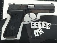 Thumbnail image of Centrefire self-loading pistol - Llama Omni III