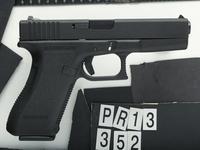 Thumbnail image of Centrefire self-loading pistol - Glock 17 Generation 2 Standard Generation 2 pattern full-size service pistol.