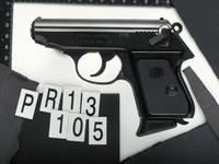 Thumbnail image of Rimfire self-loading pistol - Erma Model EP 552S
