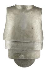 Thumbnail image of Body armour For a machine gunner.