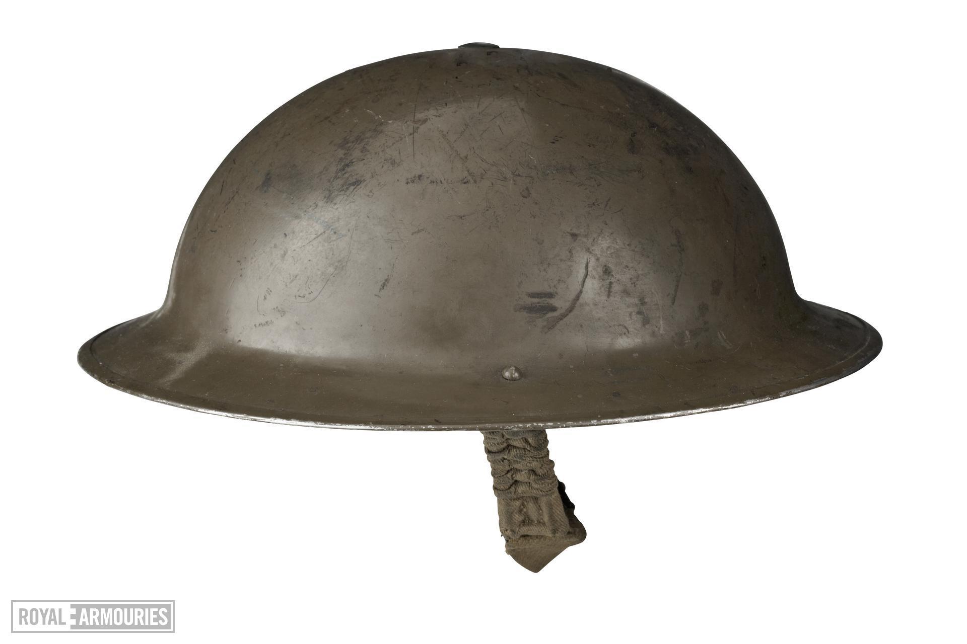 Brodie helmet