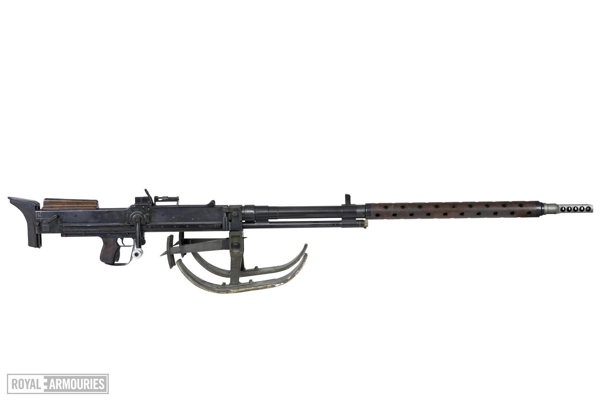 Centrefire self-loading rifle - Lahti M-39