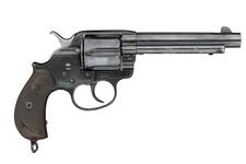 Thumbnail image of Centrefire six-shot revolver - Colt Lightning Double action