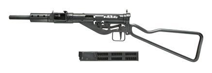 Thumbnail image of Centrefire automatic submachine gun - Sten Mk.II Skeleton
