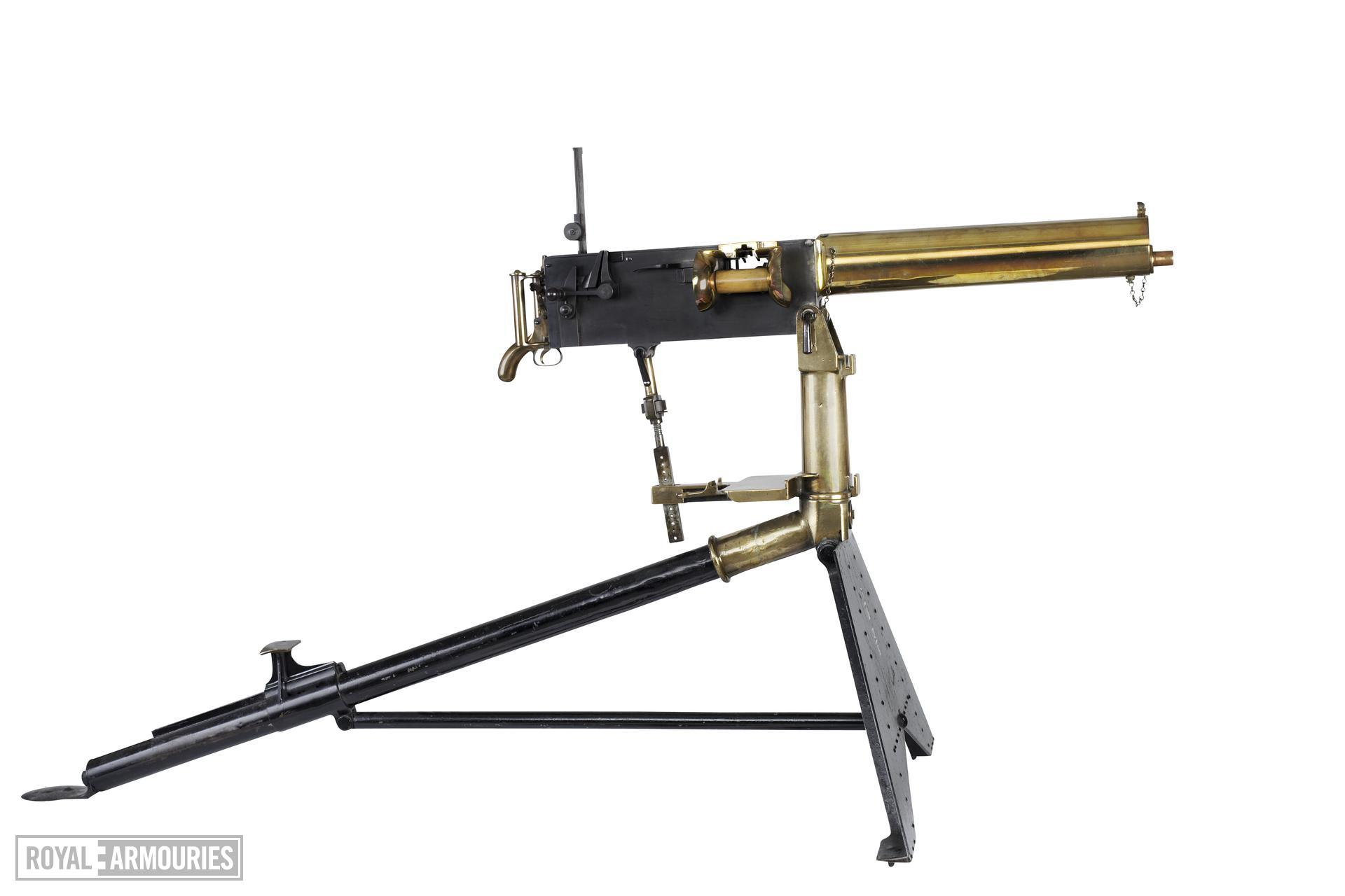 Tripod for Centrefire automatic machine gun - Maxim Early Pattern