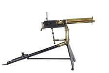 Thumbnail image of Tripod for Centrefire automatic machine gun - Maxim Early Pattern Tripod only.