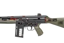 Thumbnail image of Centrefire automatic sectioned rifle - Heckler and Koch G3 Skeleton Instructional model