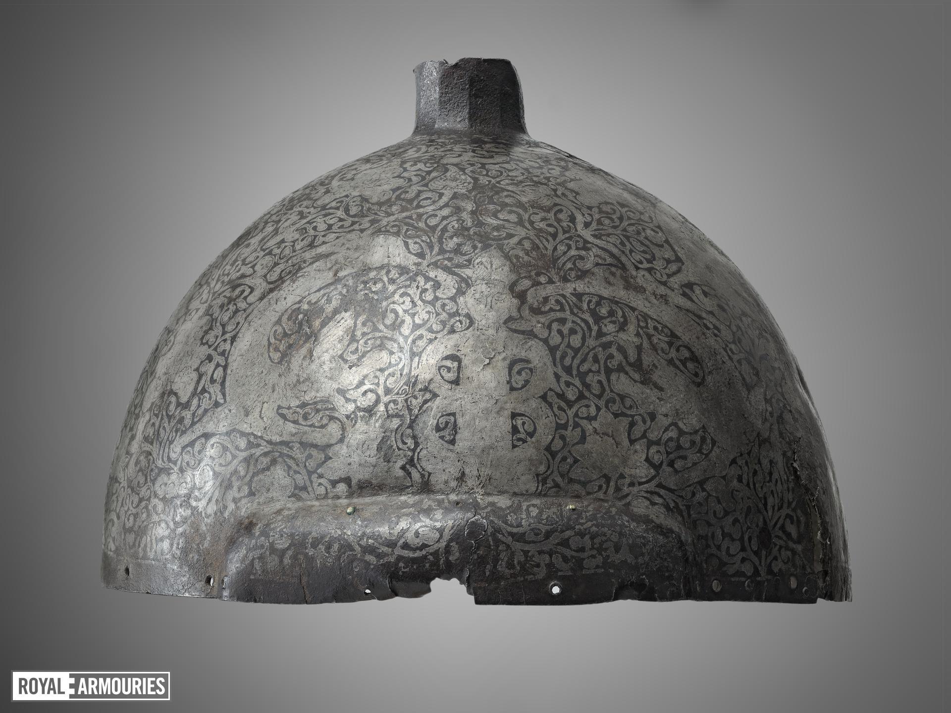 Helmet (zhou) - Zhou Chinese Zhou helm