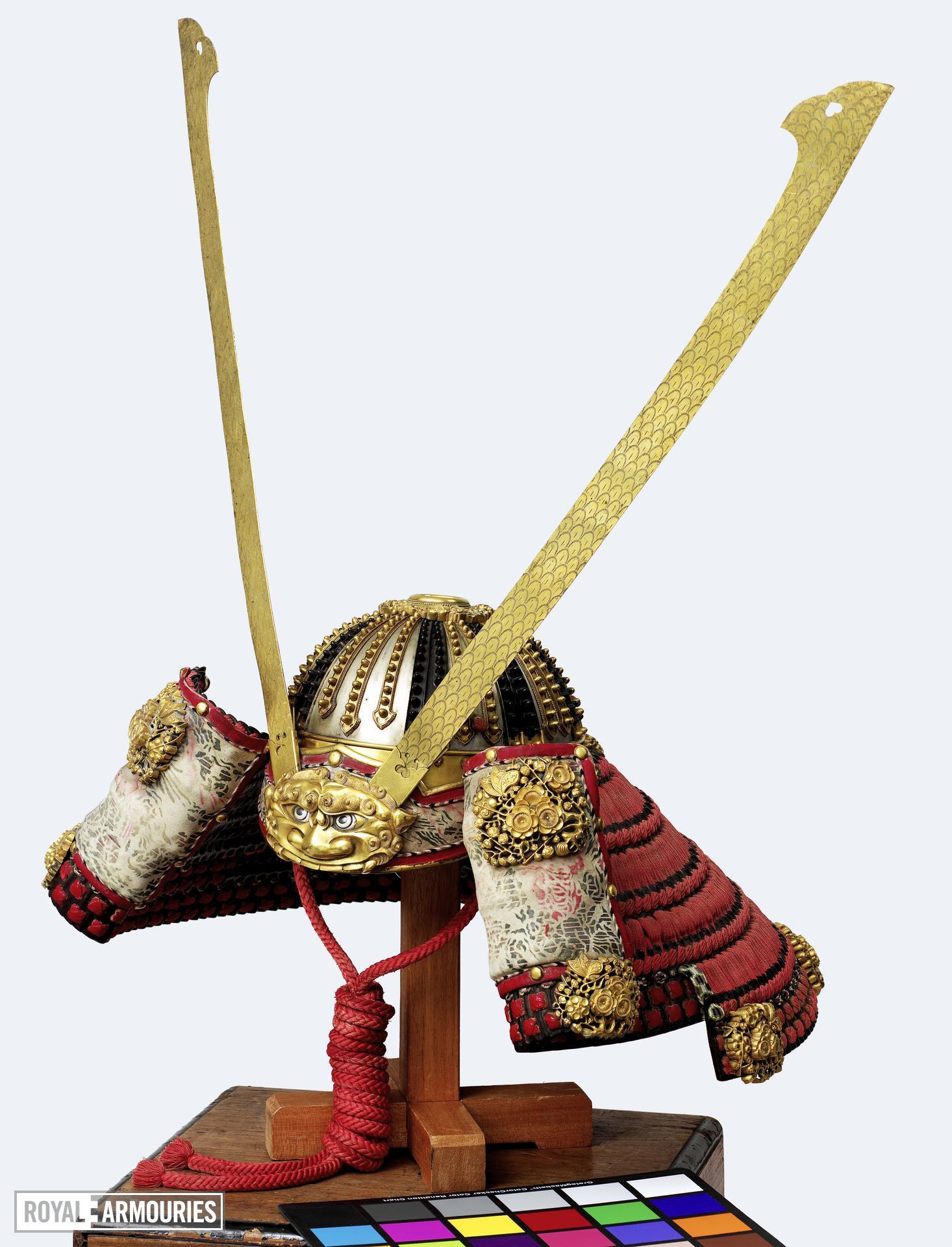Armour (o-yoroi)
