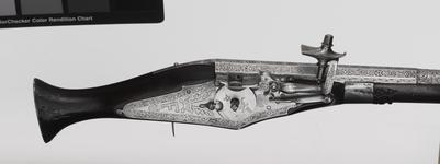 Thumbnail image of Wheellock holster pistol For Don Diego Felipe de Guzman, Marques de Leganes