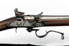 Thumbnail image of Flintlock breech-loading rifle - Ferguson type by Egg By Durs Egg
