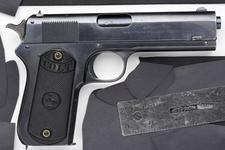 Thumbnail image of Centrefire self-loading pistol - Colt Pocket Model 1903