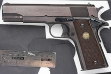 Thumbnail image of Centrefire self-loading pistol - Auto Ordnance Model 1911A1 Commercial model
