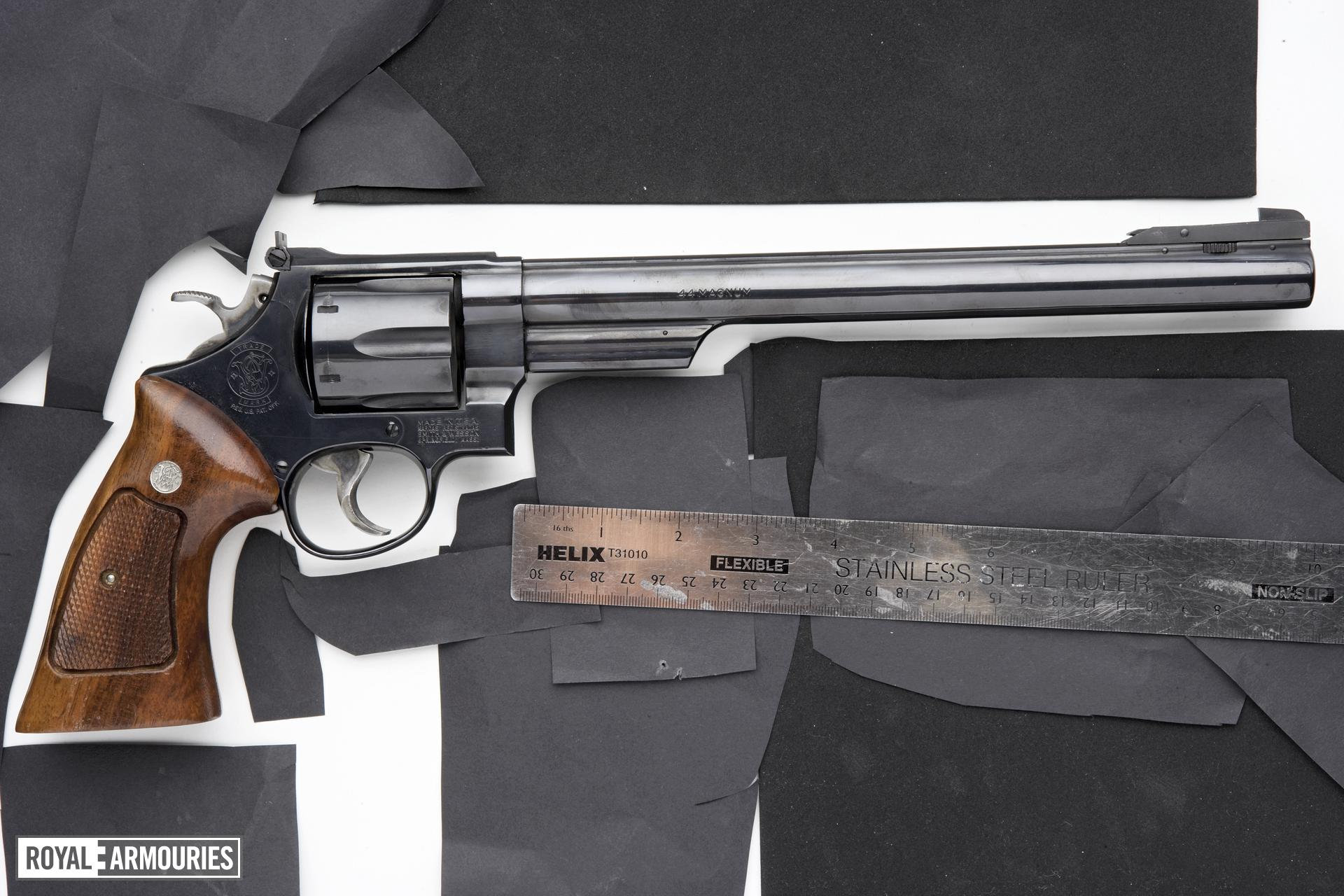 Centrefire six-shot revolver - Smith and Wesson Model 29-3