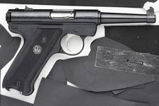 Thumbnail image of Rimfire self-loading pistol - Ruger Mk.I Standard