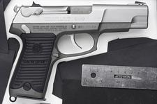 Thumbnail image of Centrefire self-loading pistol - Ruger P89