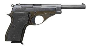 Thumbnail image of Rimfire self-loading pistol - Bersa Model 62