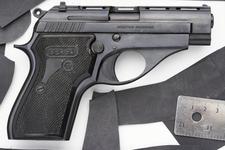 Thumbnail image of Rimfire self-loading pistol - Bersa Model 64