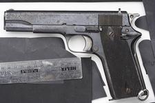 Thumbnail image of Centrefire self-loading pistol - Star Model 1921