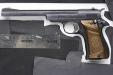 Thumbnail image of Rimfire self-loading target pistol - Star Model F