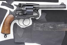 Thumbnail image of Centrefire six-shot revolver - Enfield Mk.II