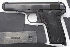 Thumbnail image of Centrefire self-loading pistol - MAB Model D