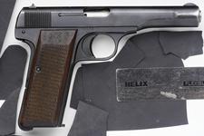 Thumbnail image of Centrefire self-loading pistol - FN Browning Model 1922