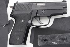 Thumbnail image of Centrefire self-loading pistol - SIG Sauer P228