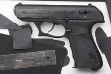 Thumbnail image of Centrefire self-loading pistol - Heckler and Koch P9S