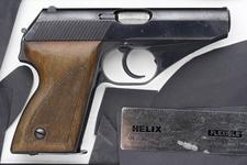 Thumbnail image of Centrefire self-loading pistol - Mauser Model HSc