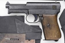 Thumbnail image of Centrefire self-loading pistol - Mauser 1914