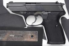 Thumbnail image of Centrefire self-loading pistol - Walther Model P5