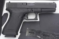 Thumbnail image of Centrefire self-loading pistol - Glock 21 Generation 2 Standard Generation 2 pattern full-size service pistol.