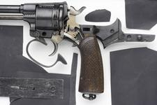 Thumbnail image of Centrefire six-shot revolver - Rast and Gasser Model 98