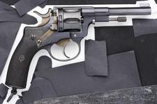 Thumbnail image of Centrefire six-shot revolver - Nagant Model 1887