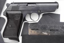 Thumbnail image of Centrefire self-loading pistol - CZ VZ50