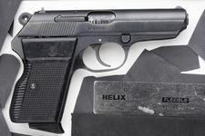 Thumbnail image of Centrefire self-loading pistol - CZ VZ70