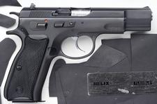 Thumbnail image of Centrefire self-loading pistol - CZ Model 85