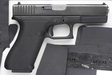 Thumbnail image of Centrefire self-loading pistol - Glock 17 Generation 1 Standard first generation pattern full size service pistol.