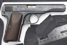 Thumbnail image of Centrefire self-loading pistol - Ahlberg