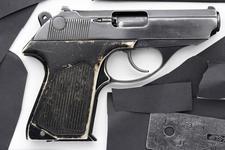 Thumbnail image of Centrefire self-loading pistol - PSM