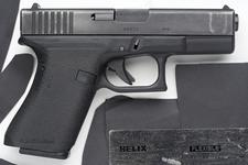 Thumbnail image of Centrefire self-loading pistol - Glock 19 Generation 1 For UK Special Forces pistol trials.
