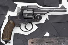 Thumbnail image of Centrefire six-shot revolver - Ordnance Type 26