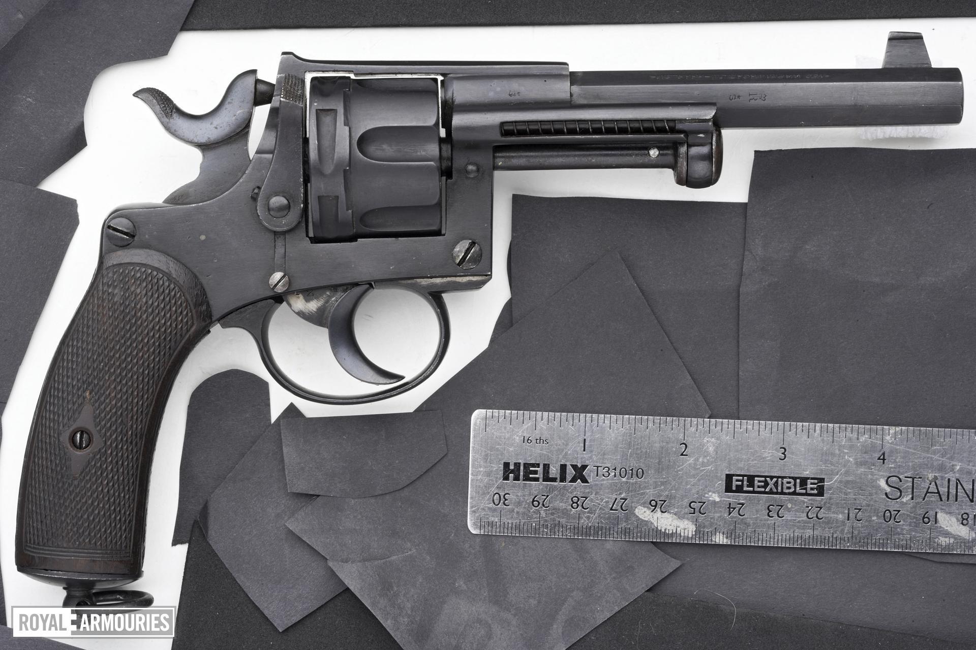 Rimfire six-shot revolver - Ordnance Model 94