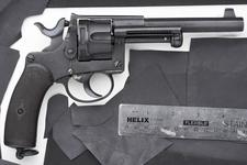 Thumbnail image of Rimfire six-shot revolver - Ordnance Model 94