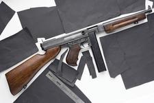 Thumbnail image of Centrefire automatic submachine gun - Thompson M1