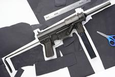 Thumbnail image of Centrefire automatic submachine gun - M3