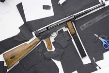 Thumbnail image of Centrefire automatic submachine gun - Labora